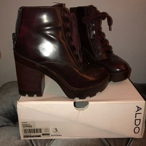 Also Serinna Round Toe Ankle Boot